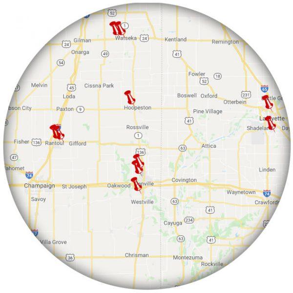 quicklube-locations-map